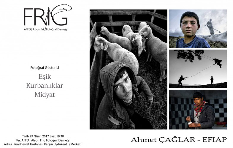 Ahmet Çağlar – EFIAP Fotoğraf Gösterisi