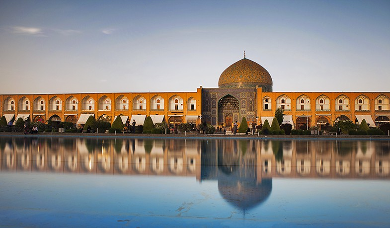 İran'ın Gözbebeği İsfahan