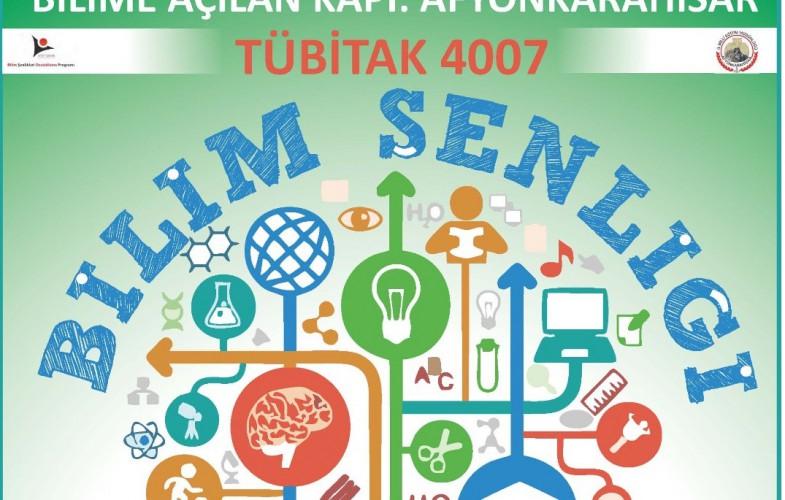 Afyonkarahisar Bilim Şenliği 20-23 Eylül 2018